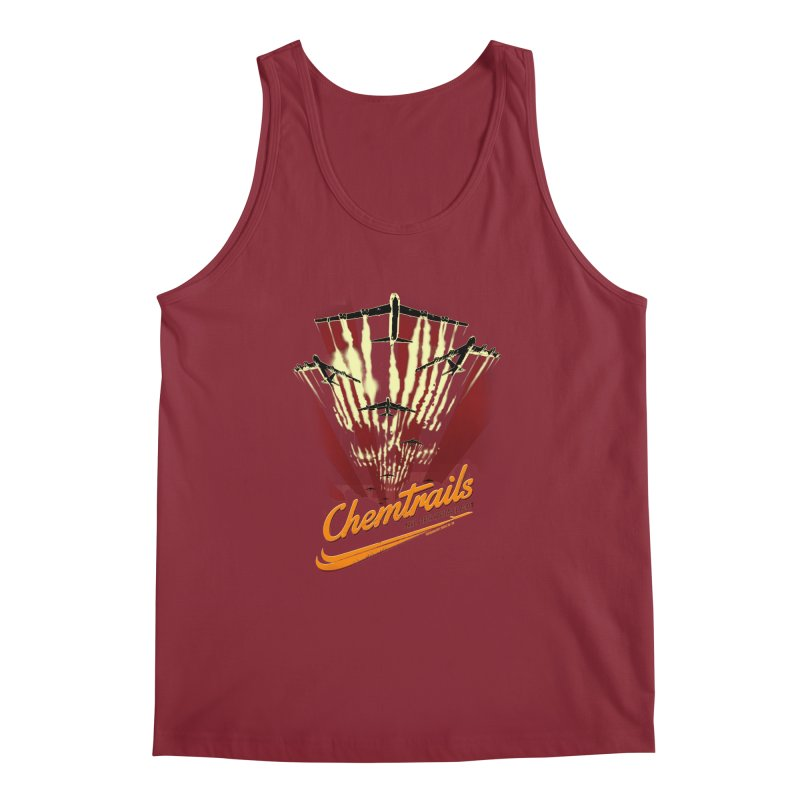 Chemtrails Men's Regular Tank by Propaganda Department