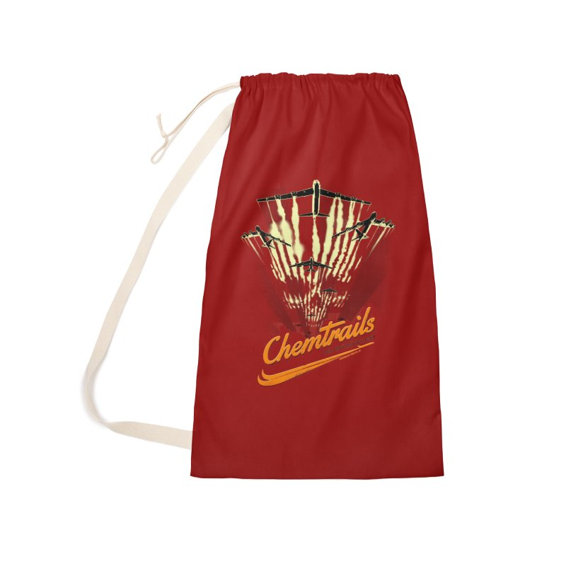Chemtrails Accessories Bag by Propaganda Department