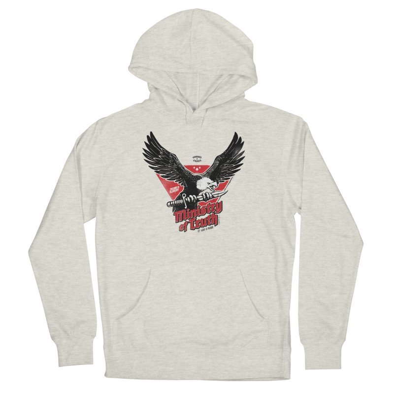 Ministry of Truth Men's Pullover Hoody by Propaganda Department