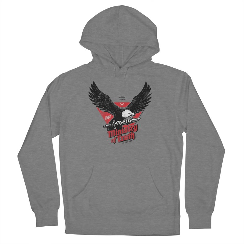 Ministry of Truth Women's Pullover Hoody by Propaganda Department