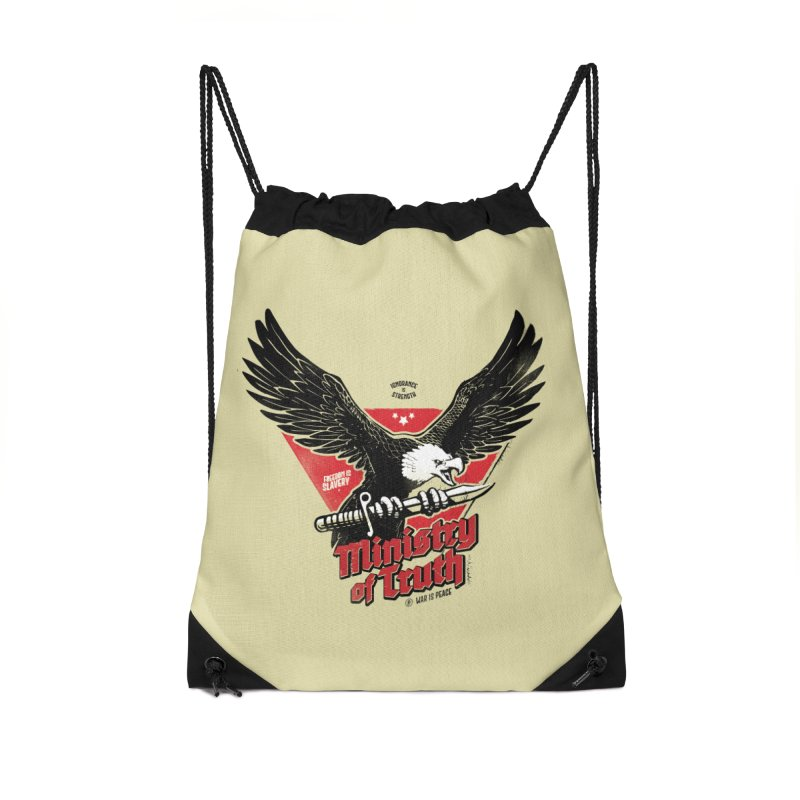 Ministry of Truth Accessories Bag by Propaganda Department