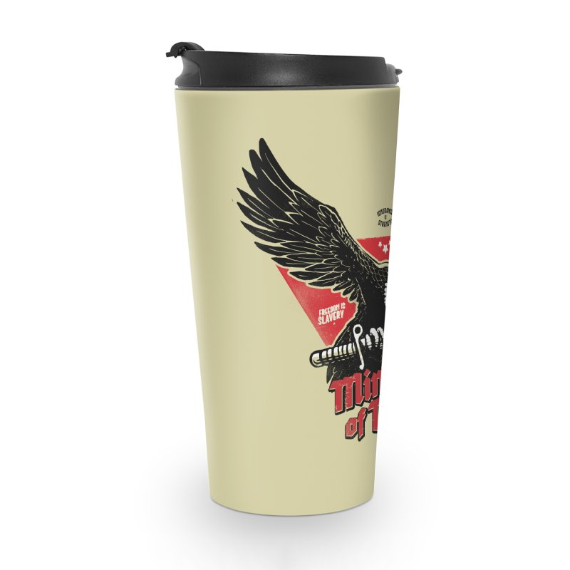 Ministry of Truth Accessories Travel Mug by Propaganda Department
