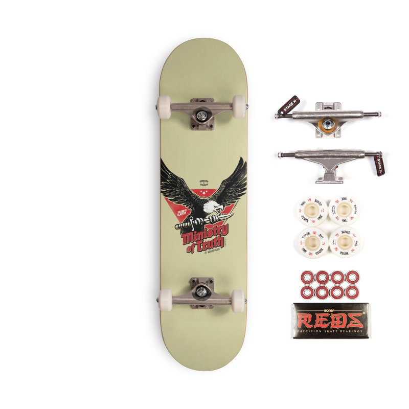 Ministry of Truth Accessories Complete - Pro Skateboard by Propaganda Department