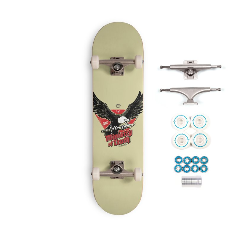 Ministry of Truth Accessories Complete - Basic Skateboard by Propaganda Department