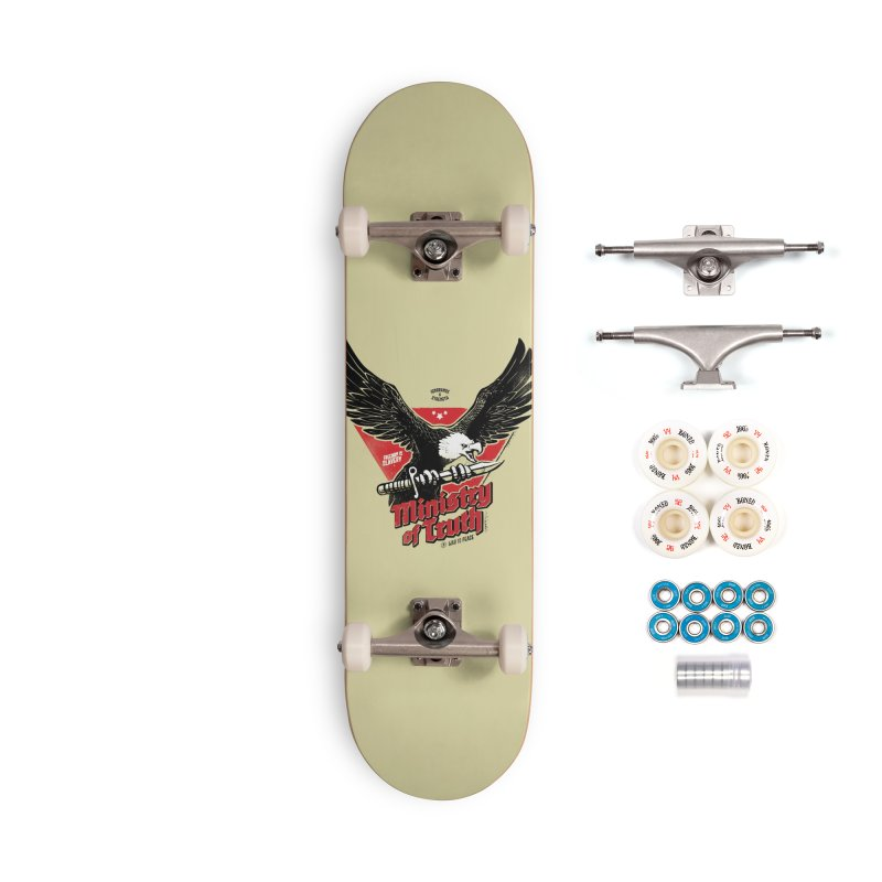Ministry of Truth Accessories Complete - Premium Skateboard by Propaganda Department
