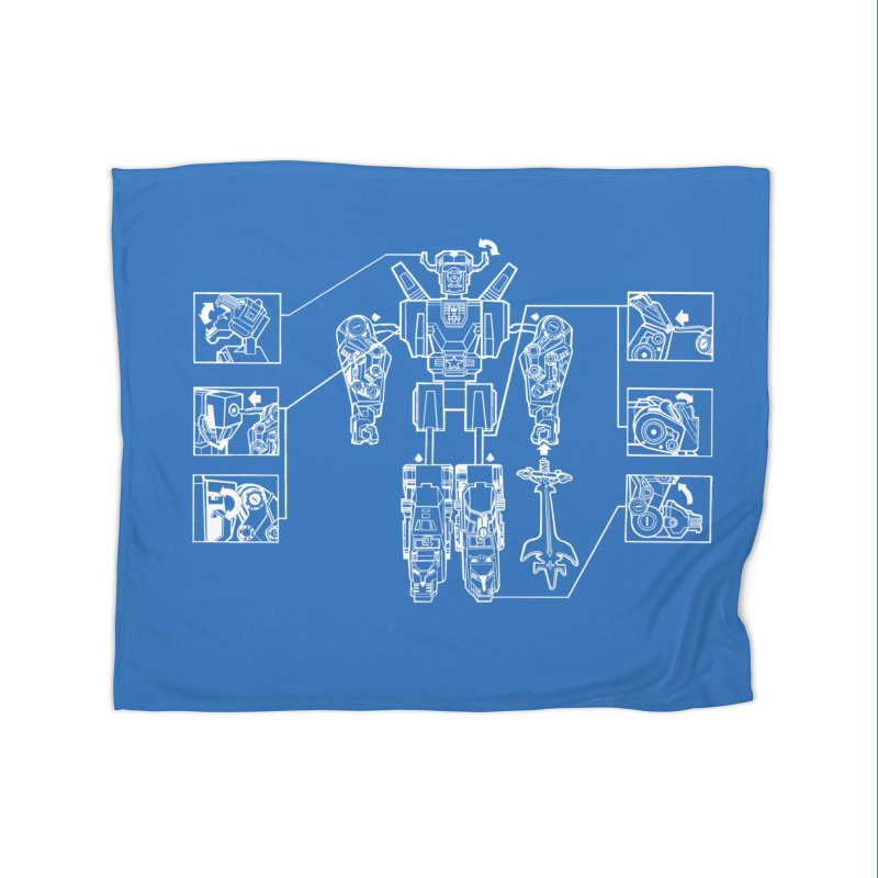Universe Sold Separately Home Blanket by Propaganda Department