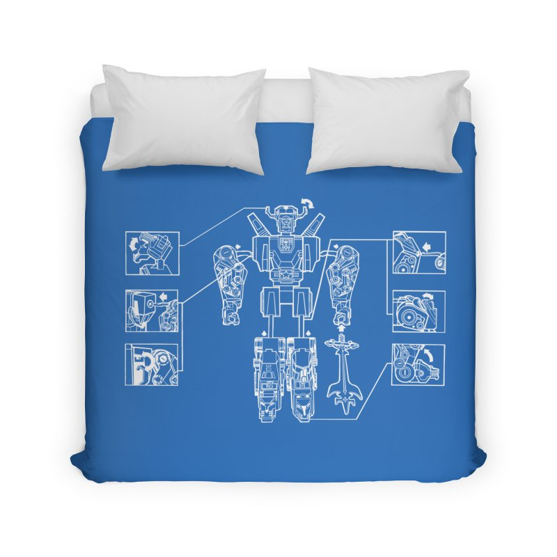 Universe Sold Separately Home Duvet by Propaganda Department