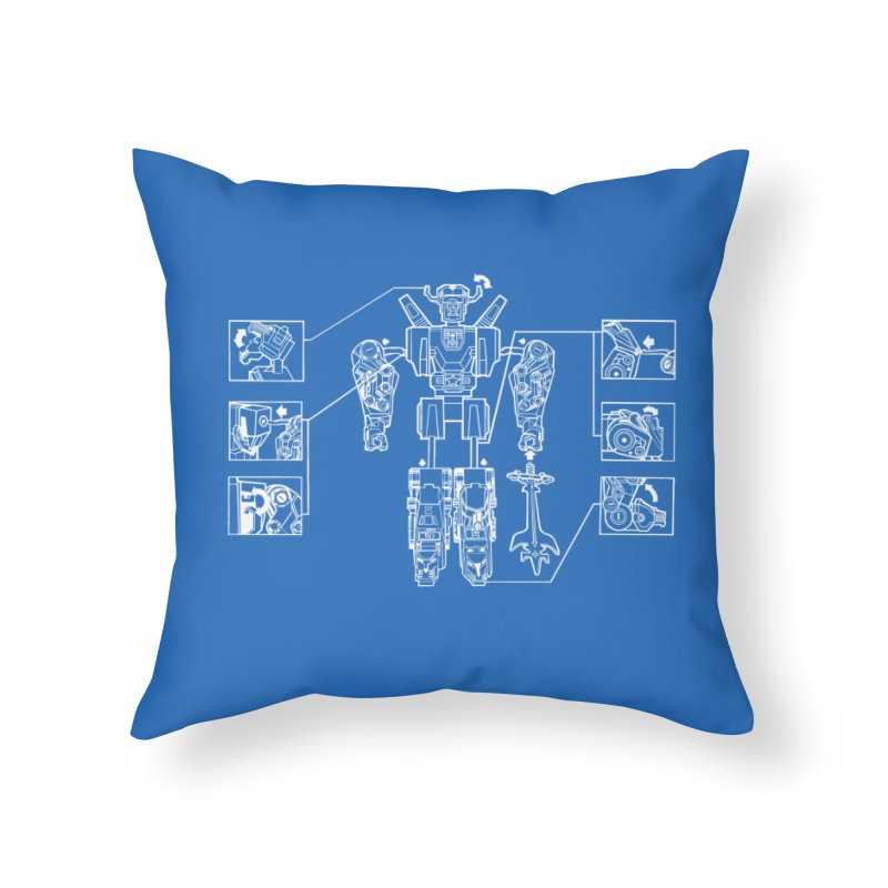 Universe Sold Separately Home Throw Pillow by Propaganda Department