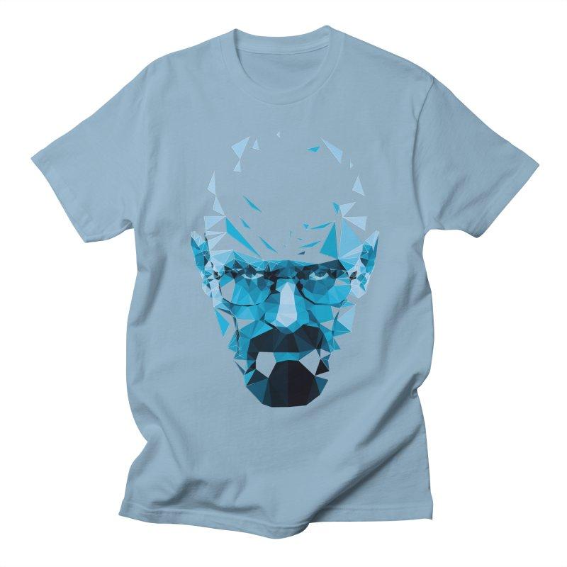 MR. WHITE'S BLUE Women's Unisex T-Shirt by Propaganda Department