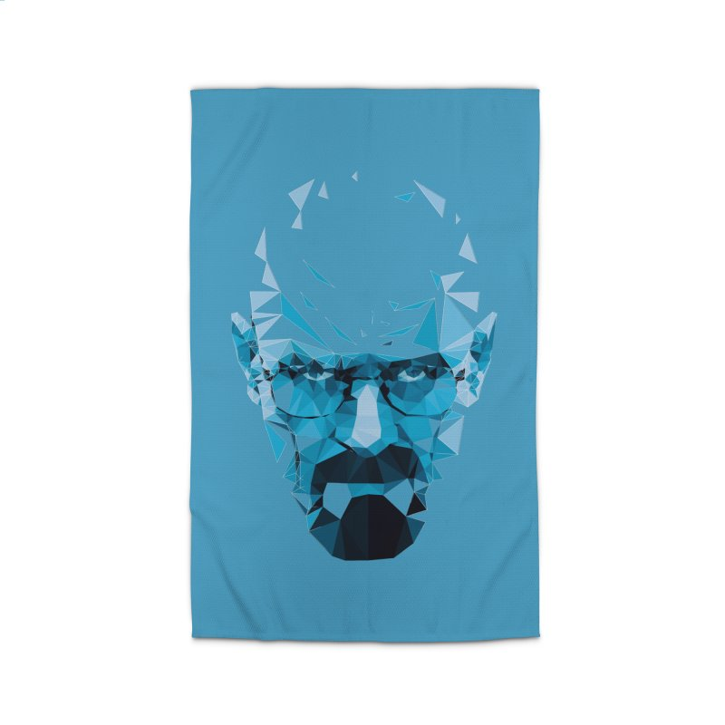 MR. WHITE'S BLUE Home Rug by Propaganda Department