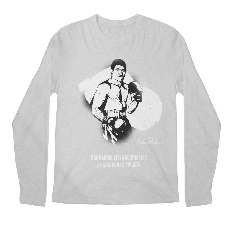 Parlov Men's Longsleeve T-Shirt by Propaganda Department