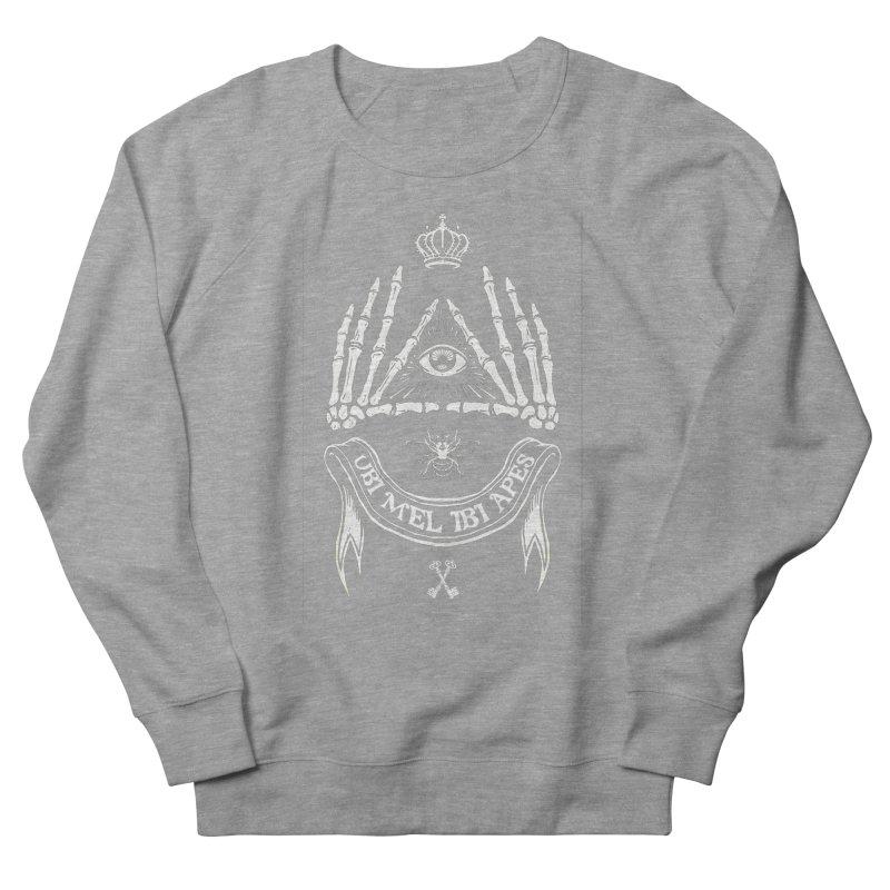 UBI MEL IBI APES Men's Sweatshirt by Propaganda Department