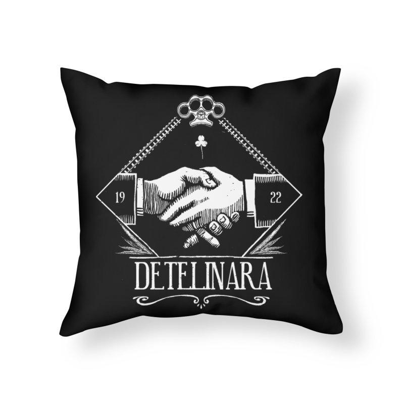 Detelinara Home Throw Pillow by Propaganda Department