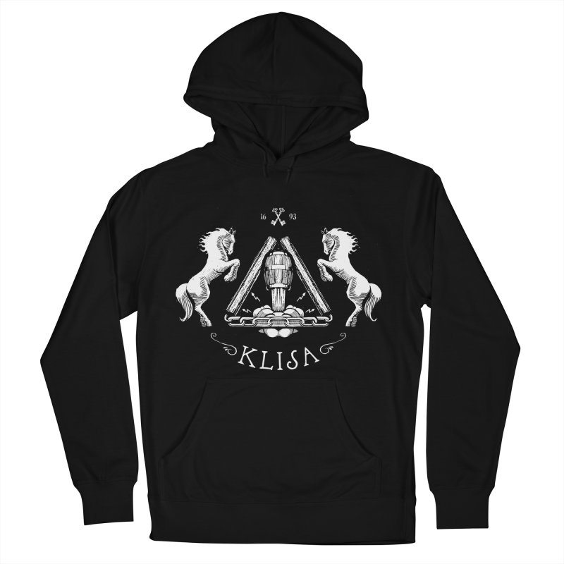 Klisa Women's Pullover Hoody by Propaganda Department