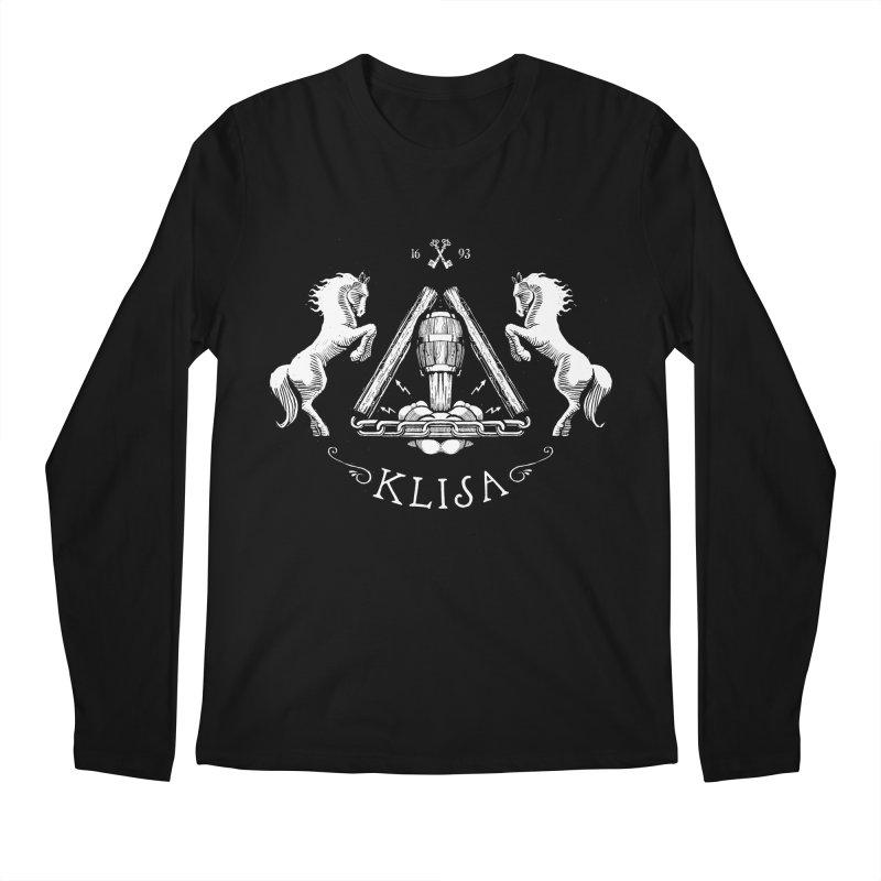 Klisa Men's Longsleeve T-Shirt by Propaganda Department
