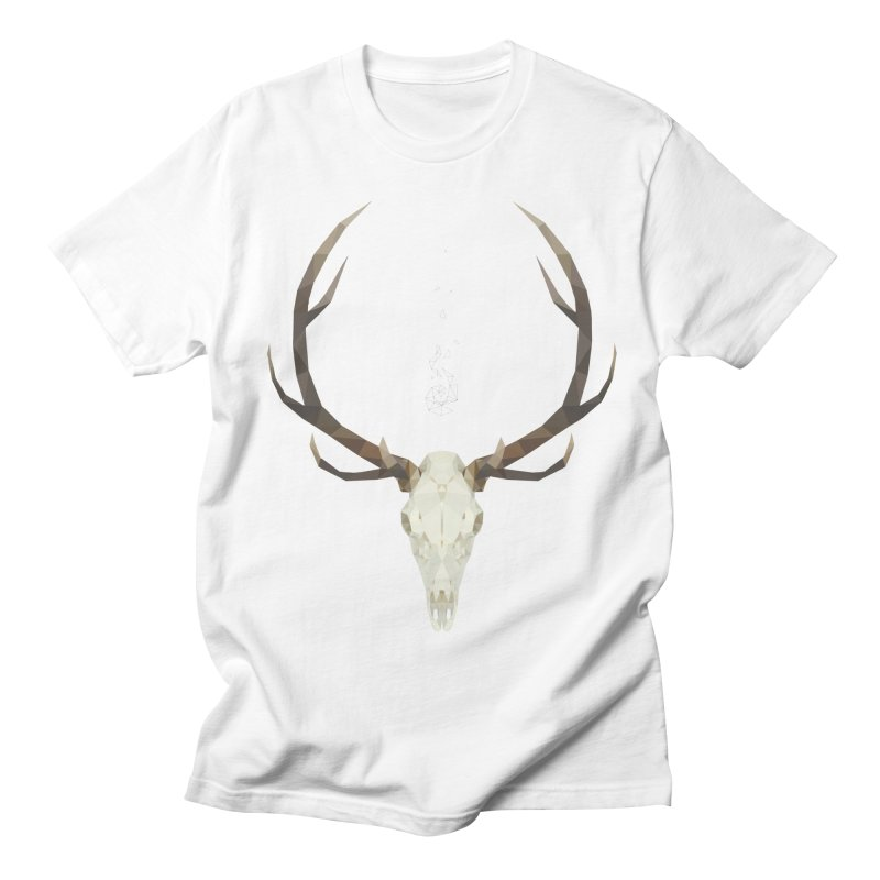White Stag Women's Unisex T-Shirt by Propaganda Department