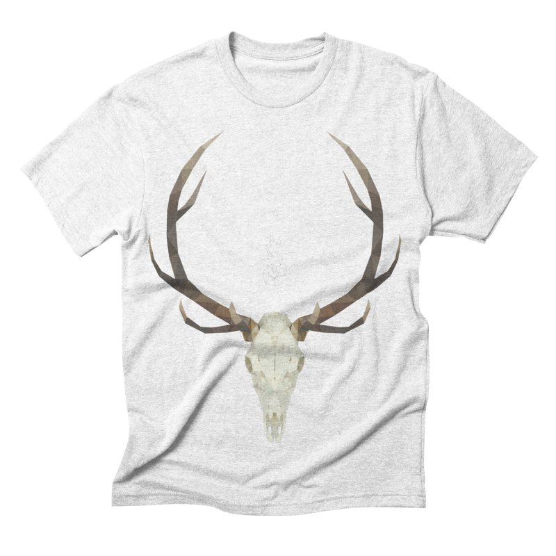 White Stag Men's Triblend T-shirt by Propaganda Department
