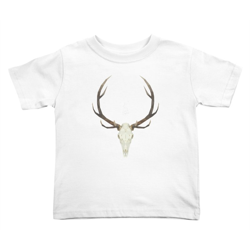 White Stag Kids Toddler T-Shirt by Propaganda Department