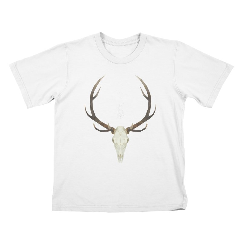 White Stag Kids T-shirt by Propaganda Department