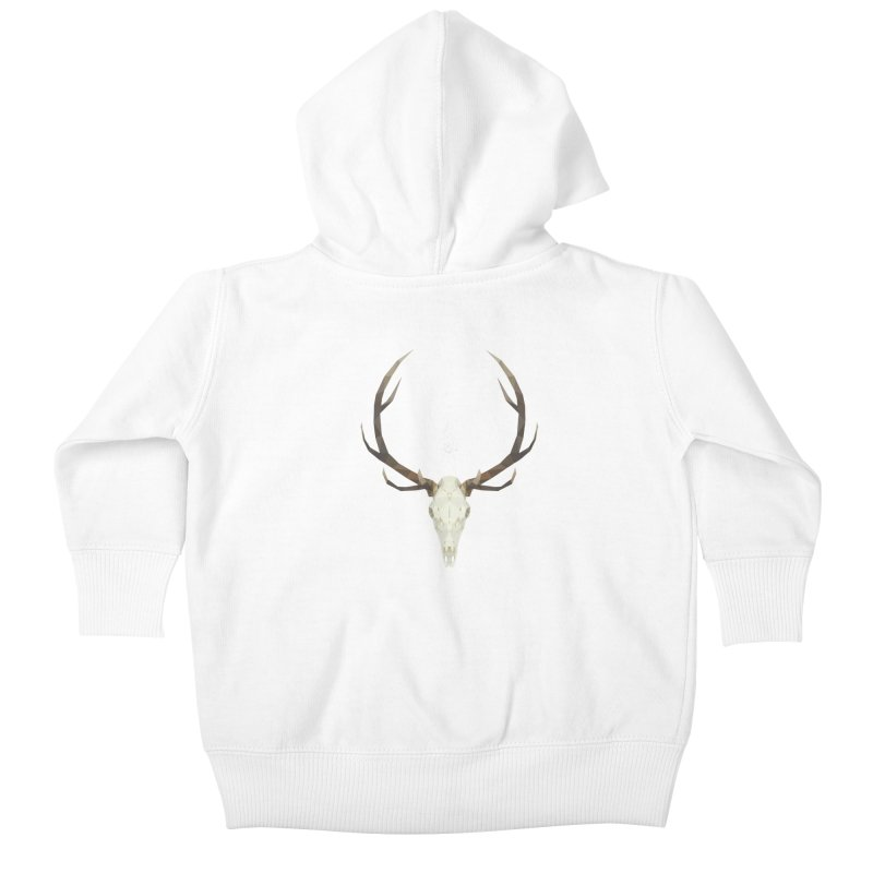 White Stag Kids Baby Zip-Up Hoody by Propaganda Department