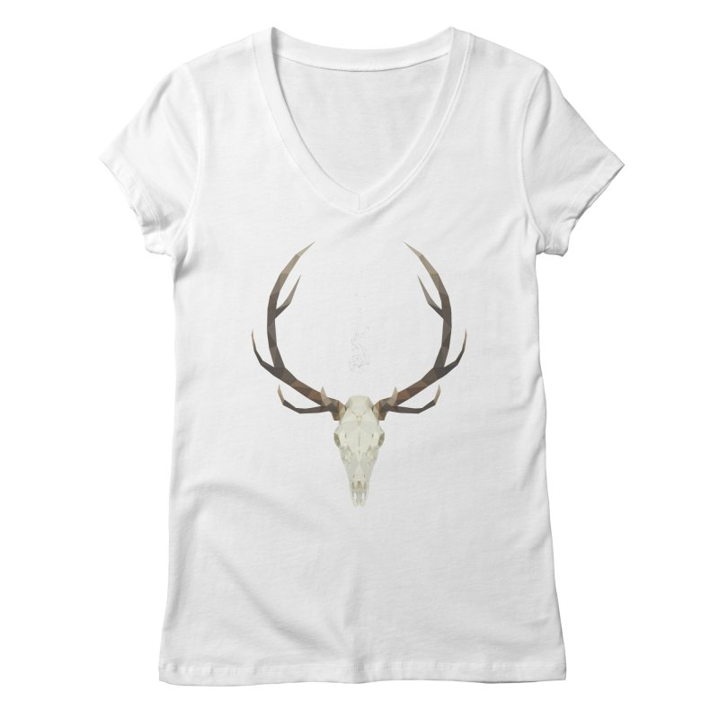 White Stag Women's V-Neck by Propaganda Department
