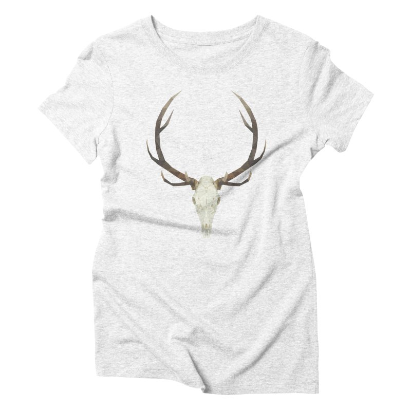 White Stag Women's Triblend T-shirt by Propaganda Department