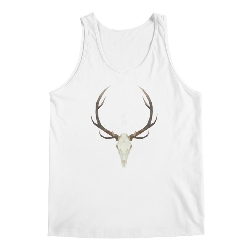 White Stag Men's Tank by Propaganda Department