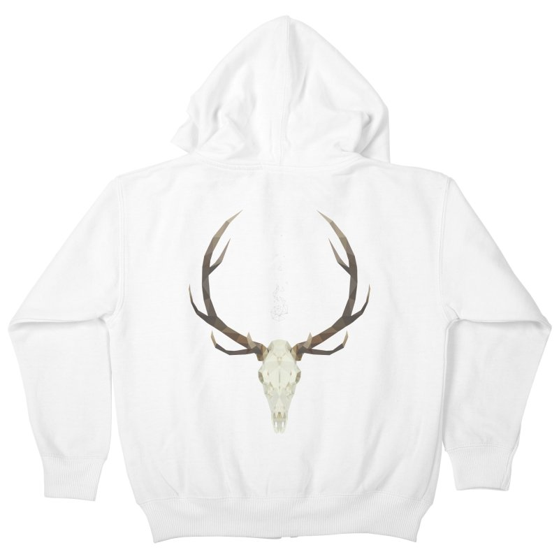 White Stag Kids Zip-Up Hoody by Propaganda Department