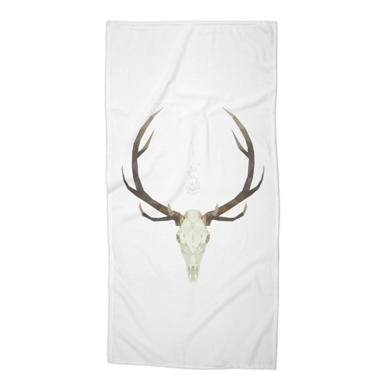 White Stag Accessories Beach Towel by Propaganda Department