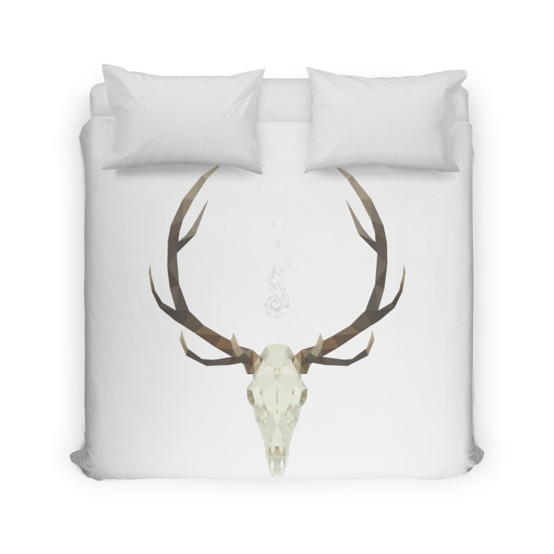White Stag Home Duvet by Propaganda Department