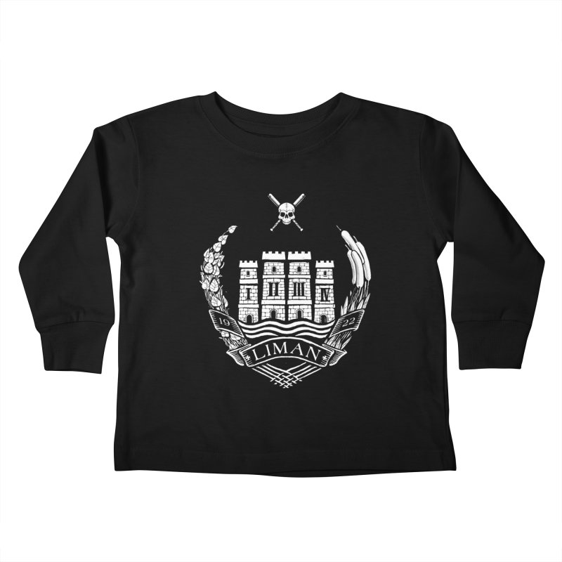 Liman Kids Toddler Longsleeve T-Shirt by Propaganda Department