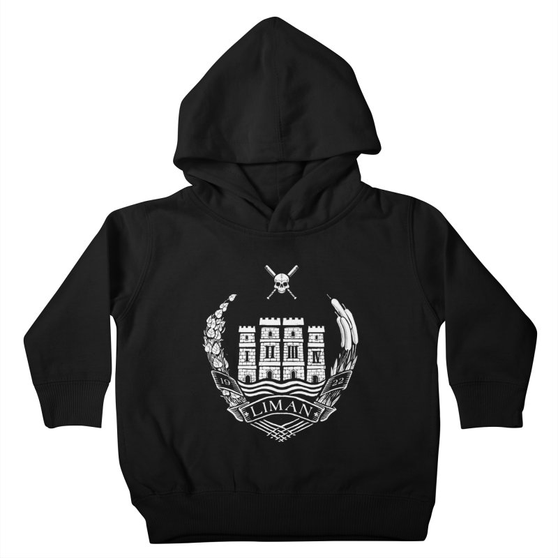 Liman Kids Toddler Pullover Hoody by Propaganda Department