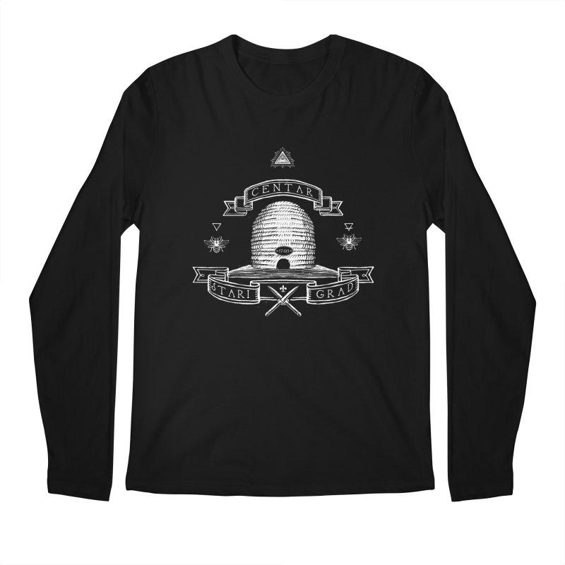 Centar Men's Longsleeve T-Shirt by Propaganda Department