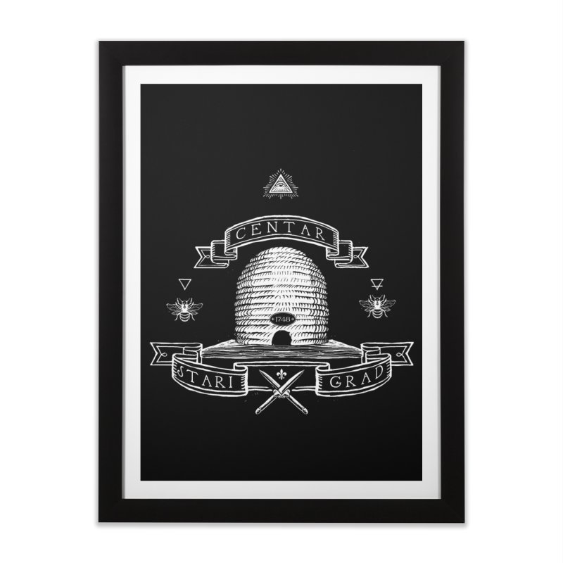 Centar Home Framed Fine Art Print by Propaganda Department