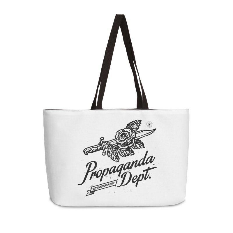 Propaganda Dept. Opposition Accessories Bag by Propaganda Department