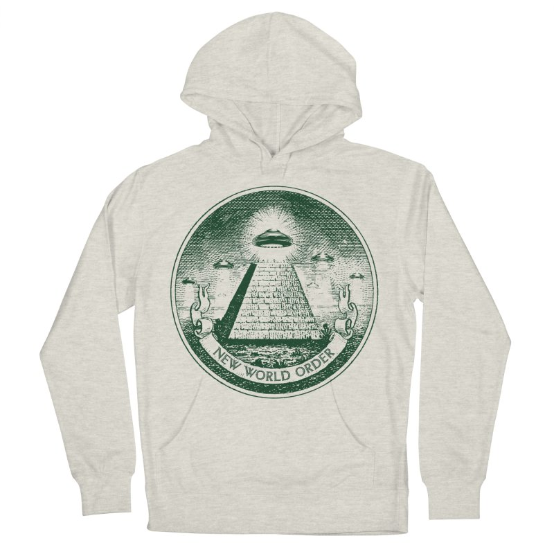 New World Order Men's Pullover Hoody by Propaganda Department
