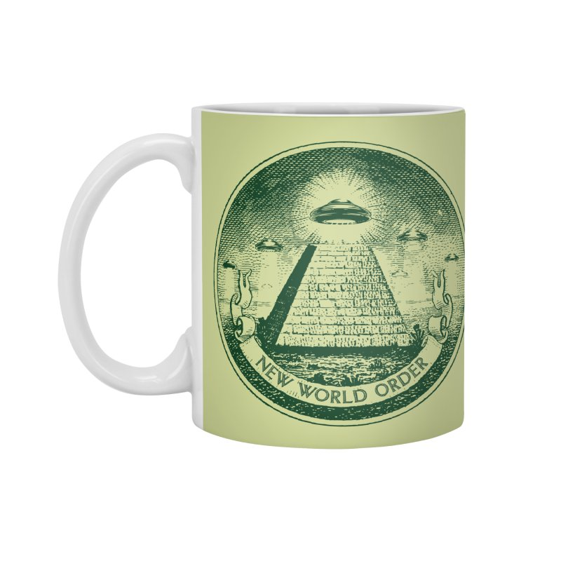 New World Order Accessories Mug by Propaganda Department