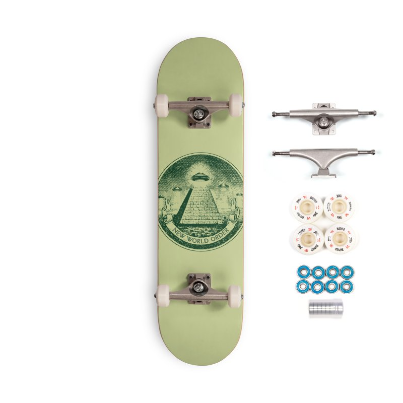 New World Order Accessories Complete - Premium Skateboard by Propaganda Department