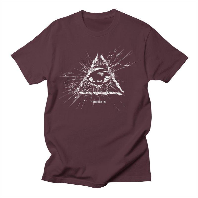 Under his eye Women's Regular Unisex T-Shirt by Propaganda Department