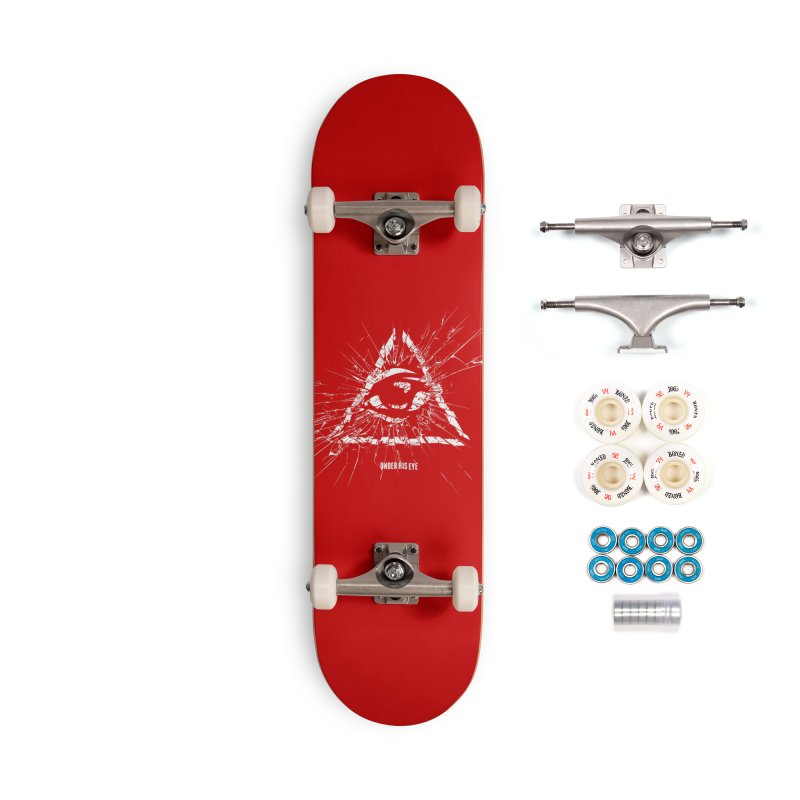 Under his eye Accessories Complete - Premium Skateboard by Propaganda Department