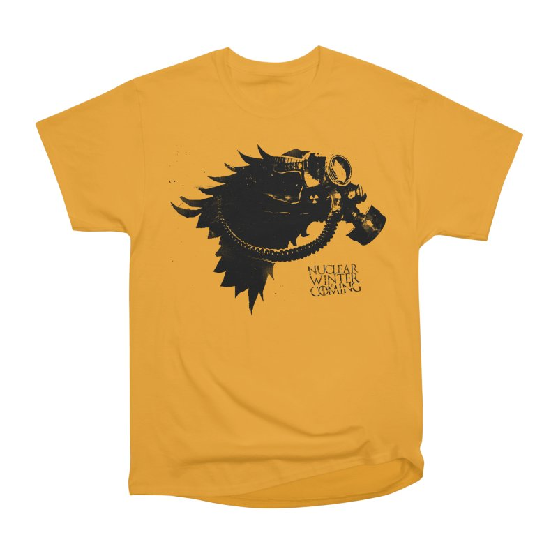 Fallout game of throne Women's Classic Unisex T-Shirt by Propaganda Department