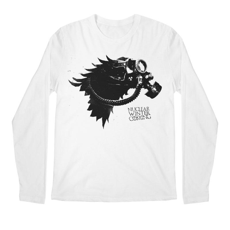 Fallout game of throne Men's Longsleeve T-Shirt by Propaganda Department