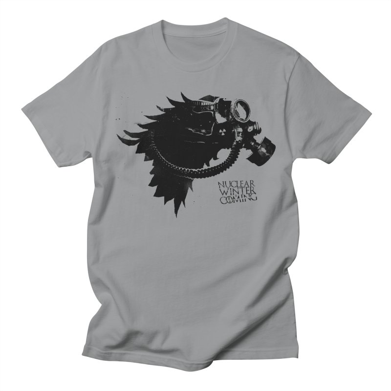 Fallout game of throne Men's T-Shirt by Propaganda Department