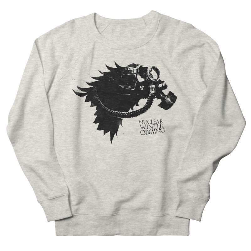 Fallout game of throne Men's Sweatshirt by Propaganda Department