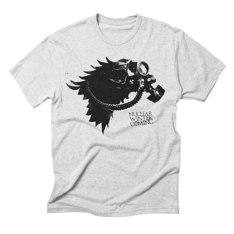 Fallout game of throne Men's Triblend T-Shirt by Propaganda Department
