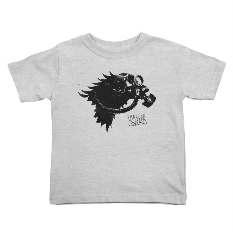 Fallout game of throne Kids Toddler T-Shirt by Propaganda Department