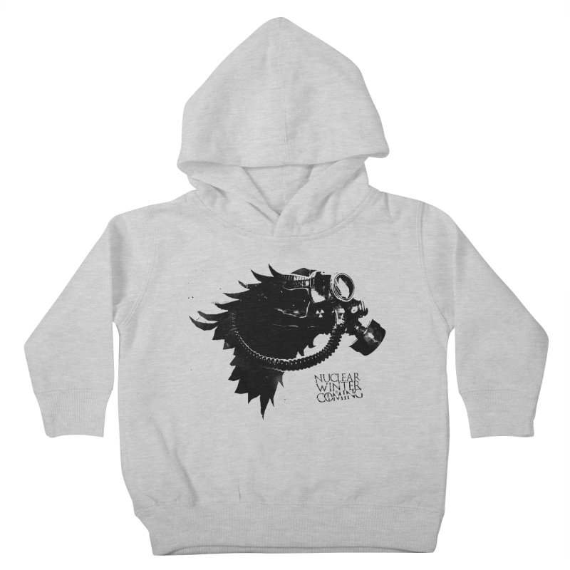 Fallout game of throne Kids Toddler Pullover Hoody by Propaganda Department