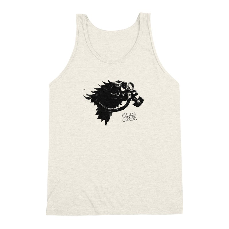 Fallout game of throne Men's Triblend Tank by Propaganda Department