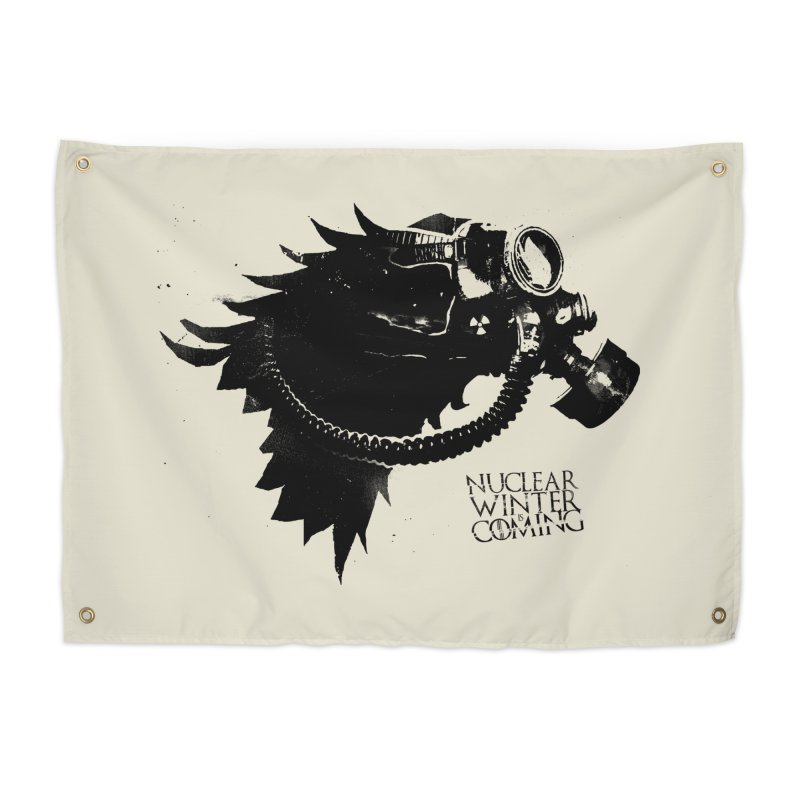 Fallout game of throne Home Tapestry by Propaganda Department