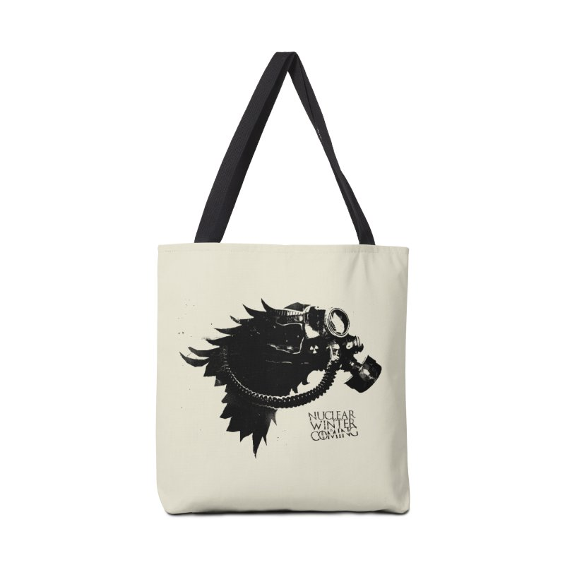 Fallout game of throne Accessories Bag by Propaganda Department